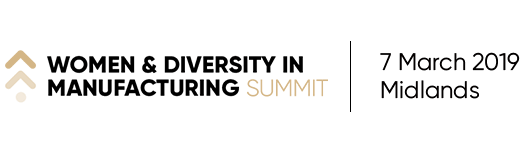 Women in Manufacturing Summit logo