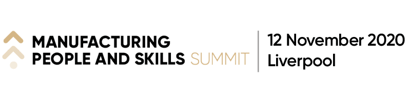 Manufacturing People and Skills Summit logo